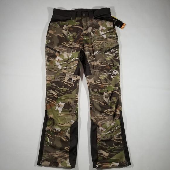 c41c240f4eece Under Armour Pants | Stealth Fleece Hunting Forest | Poshmark
